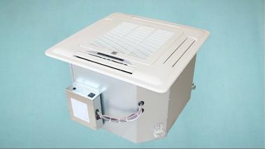 吊顶式空气净化器的消毒优势