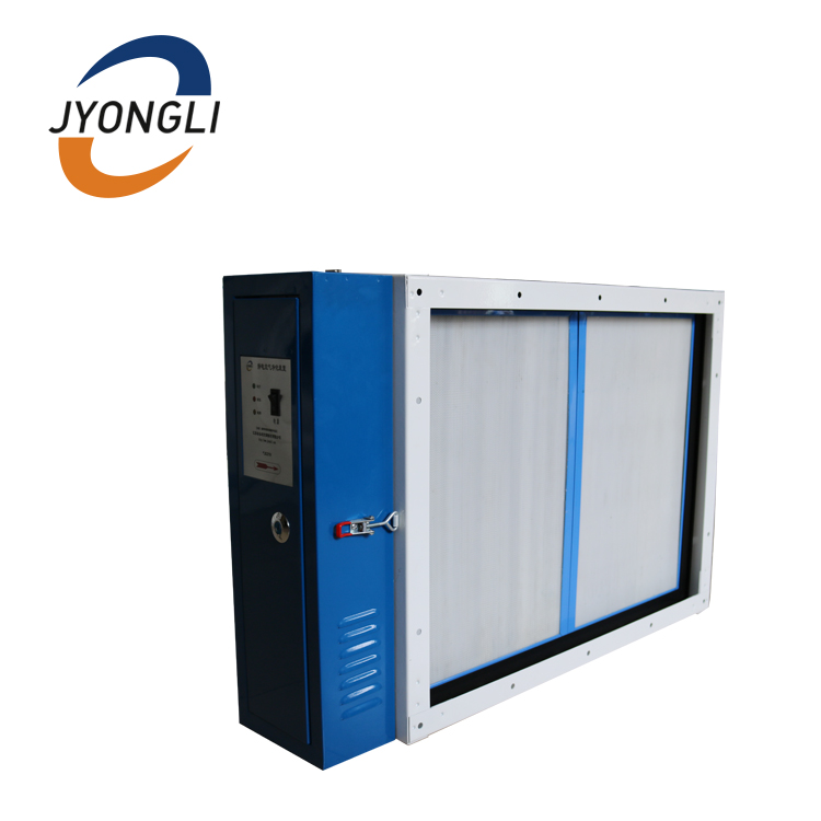 风管式微静电空气净化器