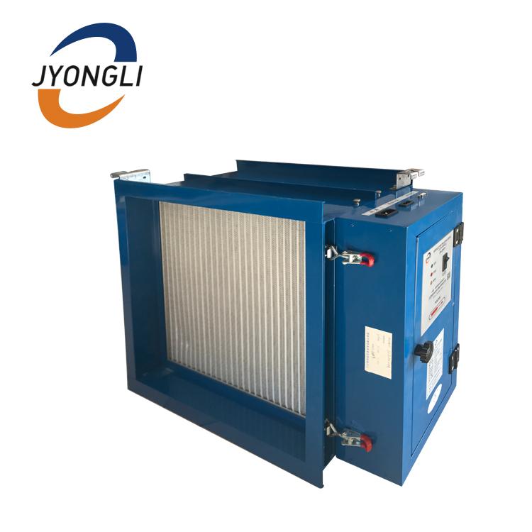 风管式平板静电空气净化器