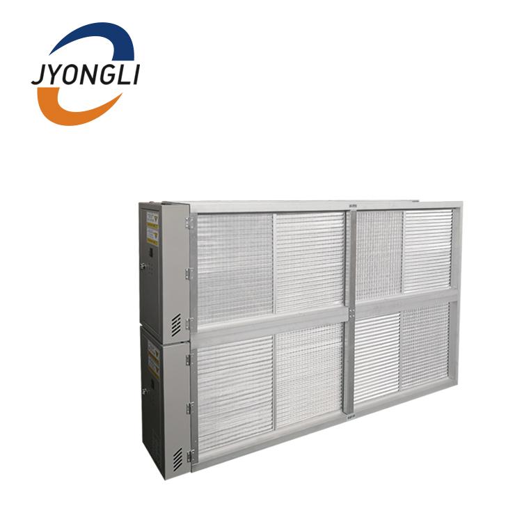 空调箱式微静电净化器(法兰口连接)