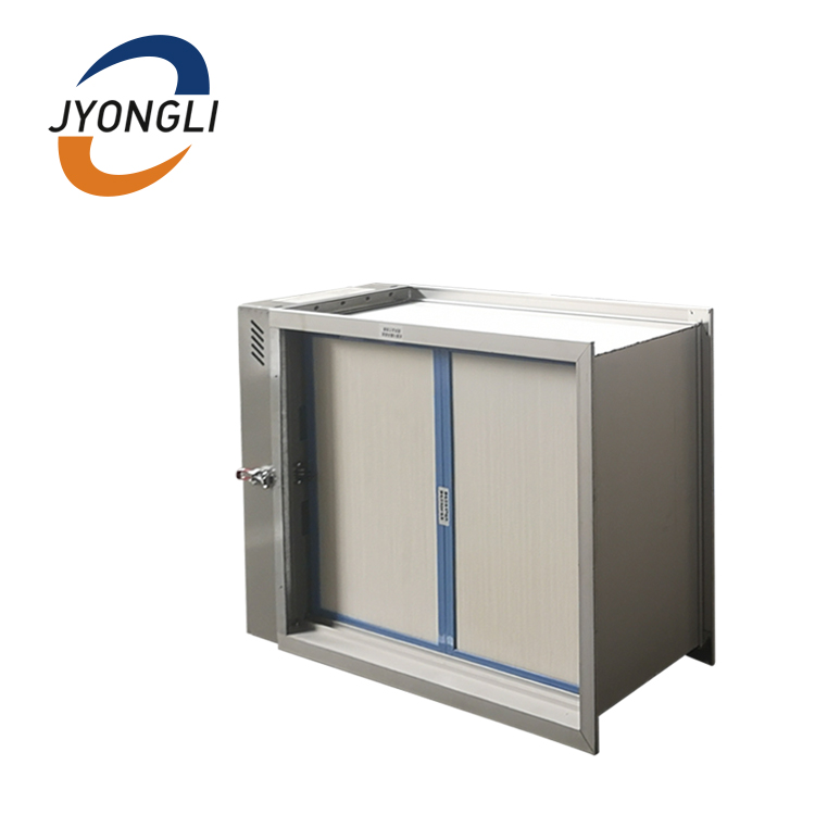 风管式微静电空气净化器(法兰口连接)