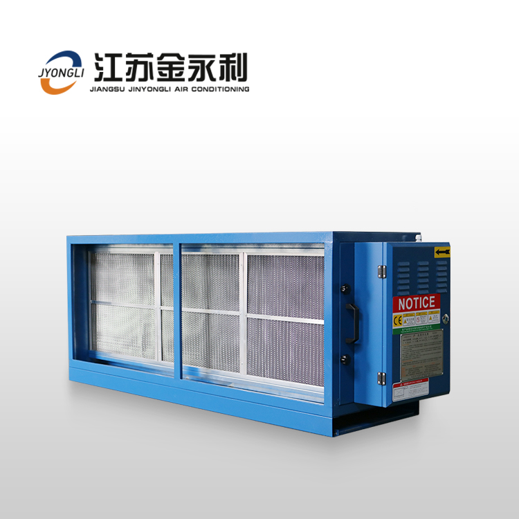 10000~20000m3/h餐饮用油烟净化器