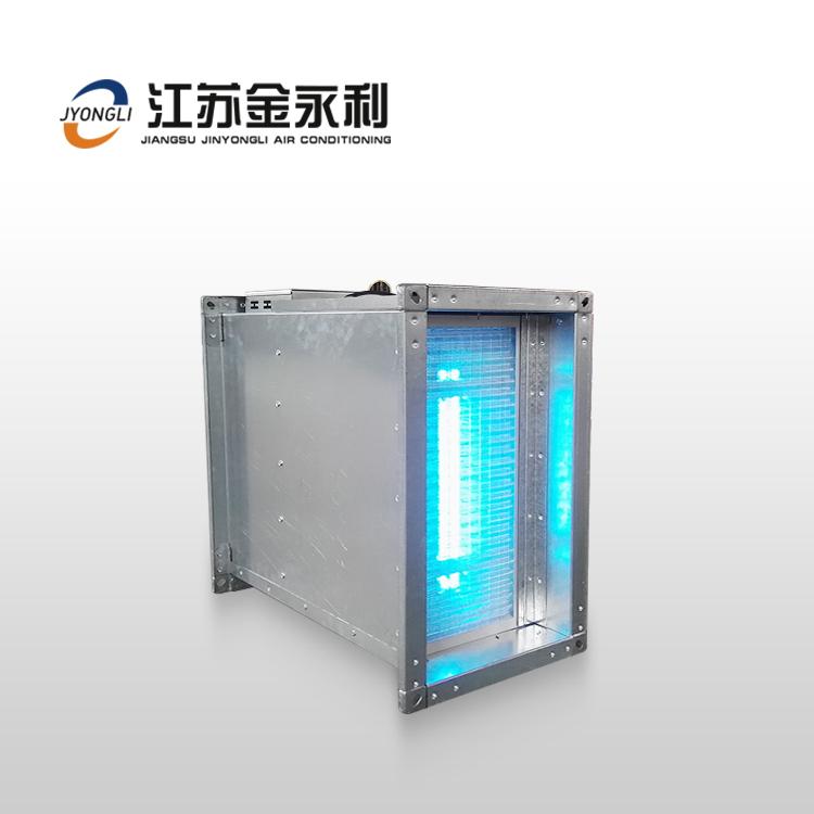 光氢离子管道式空气净化器