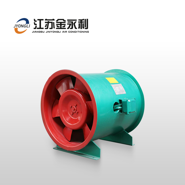 3C轴流式消防排烟风机(HTF)