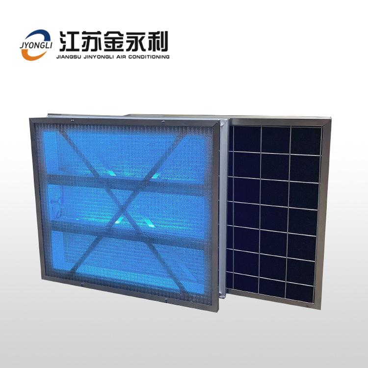 空调箱式光氢离子空气消毒净化机