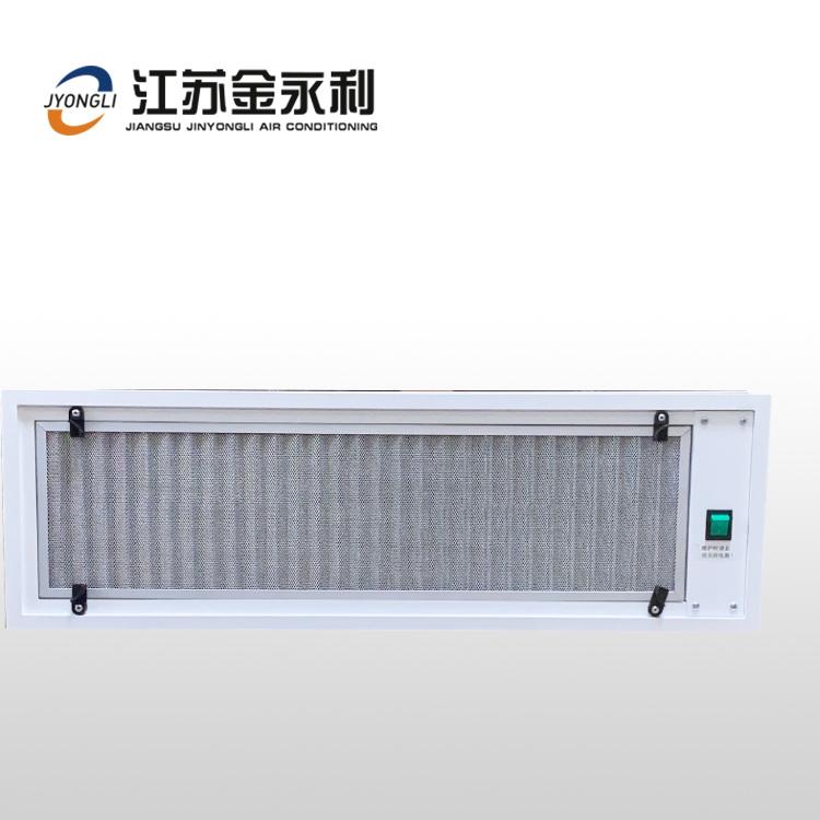 风机盘管式TIO2空气净化消毒机