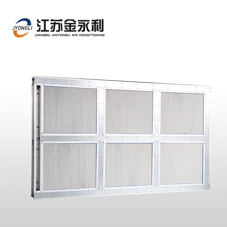 空调箱式等离子静电空气消毒净化机